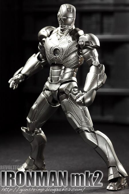 リボルテック アイアンマン マーク2