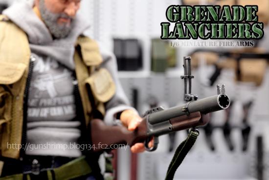 コルトM79グレネードランチャー