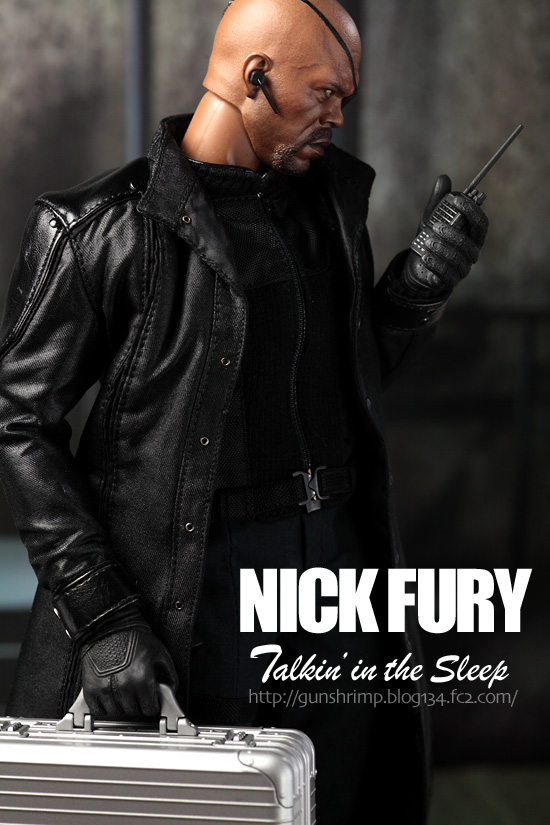 ホットトイズ ニック・フューリー