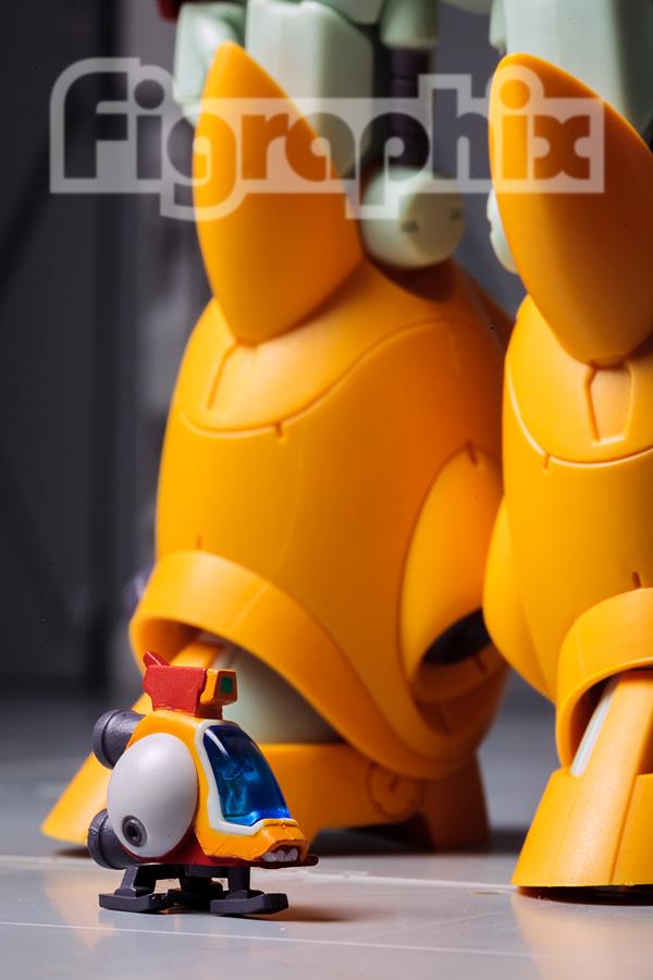 ROBOT魂 バイファム 練習機